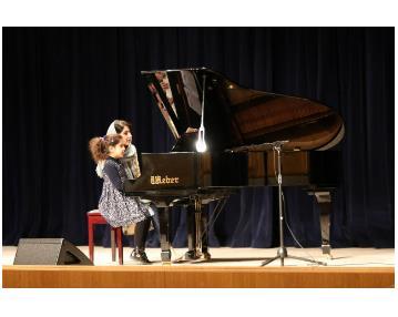 آموزش پیانو در ولنجک