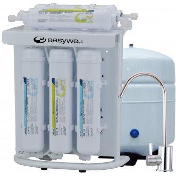دستگاه تصفیه آب 6 مرحله ای با پوست نارگیل