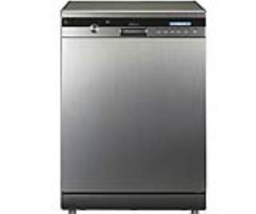ماشین ظرفشویی بخارشوی 14 نفره ال جی مدل DW-TS610S