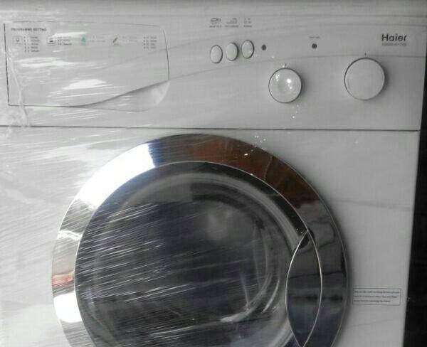 لباسشویی نیمه اتوماتیک و خشک کن هایر