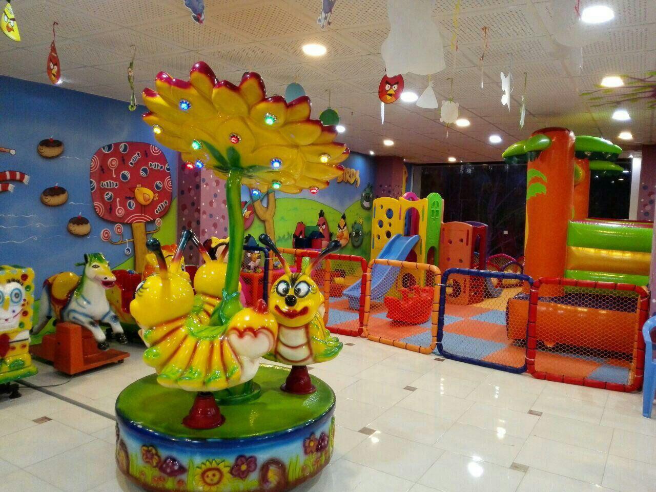 قیمت خرید وسایل موردنیاز خانه بازی کودکان
