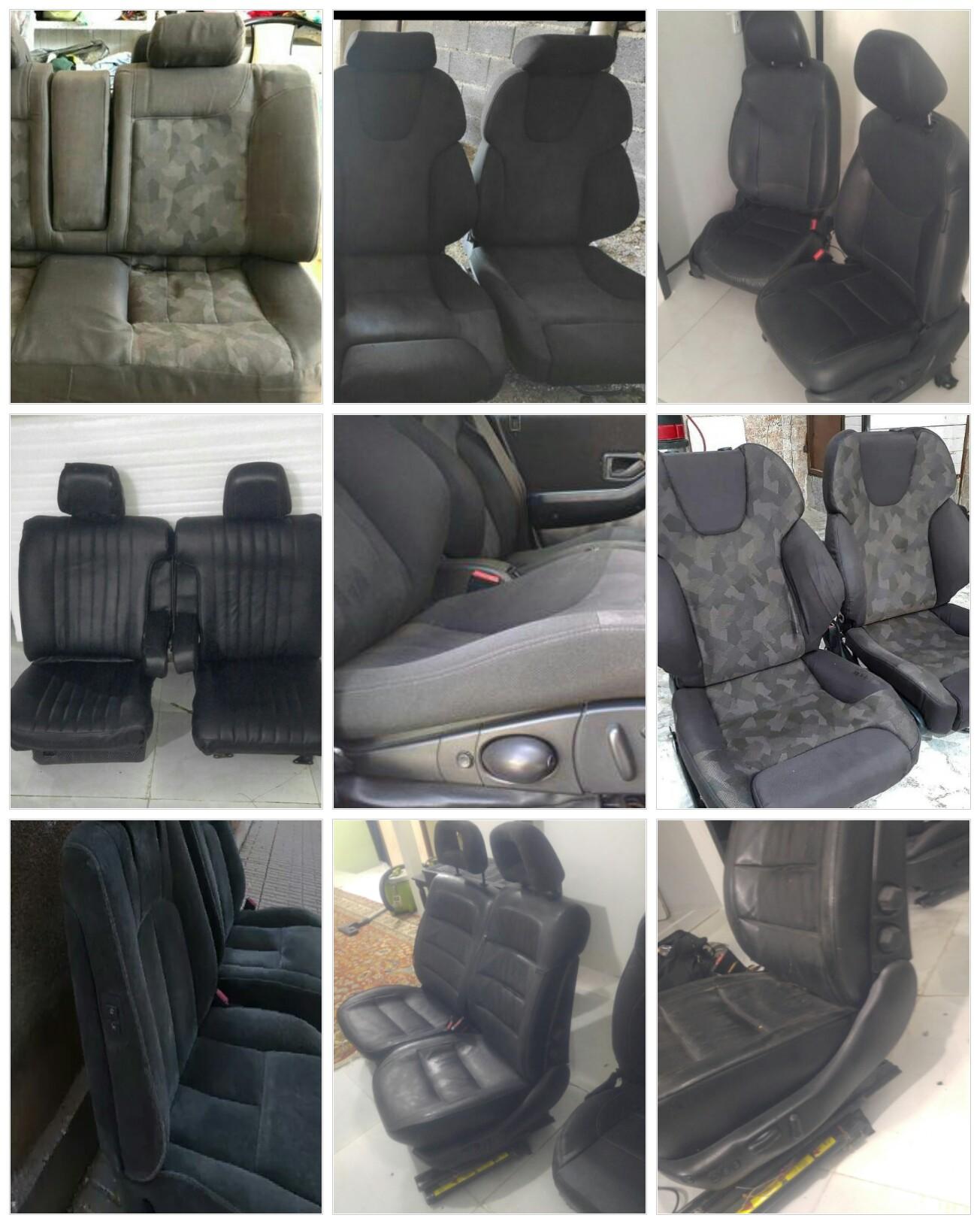 صندلی برقی انواع خودرو