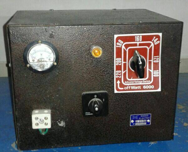 ترانز تقویت برق 6000