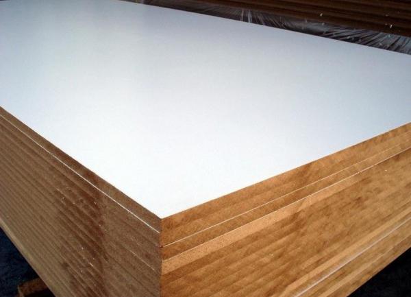 نیما چوب تولید کننده ام دی اف سفید صابونی