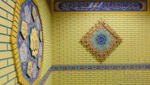 زیباسازی فضای نمازخانه ها و مساجدبا  دیوارپوش آماده