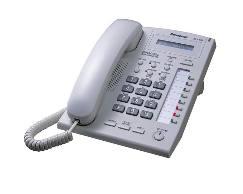 تلفن پاناسونیک 7665 با گارانتی 88323000
