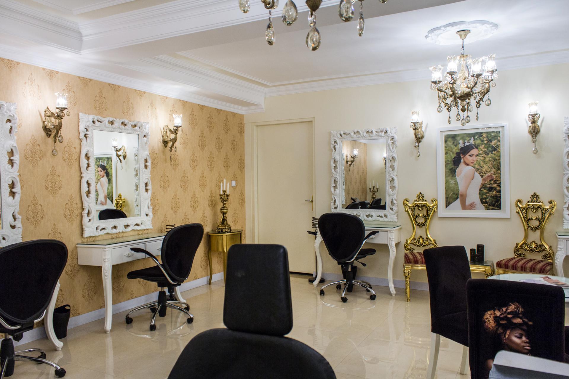 بهترین سالن زیبایی در شمال تهران