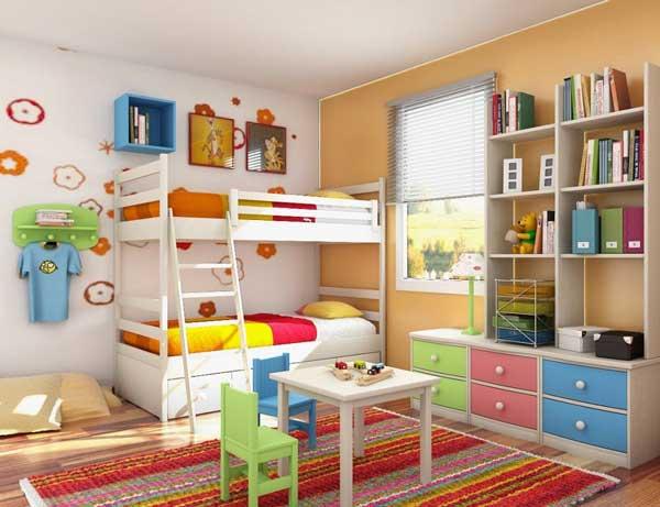 تخت خواب کودک /تخت تاشو / تخت کمجا /سرویس خواب