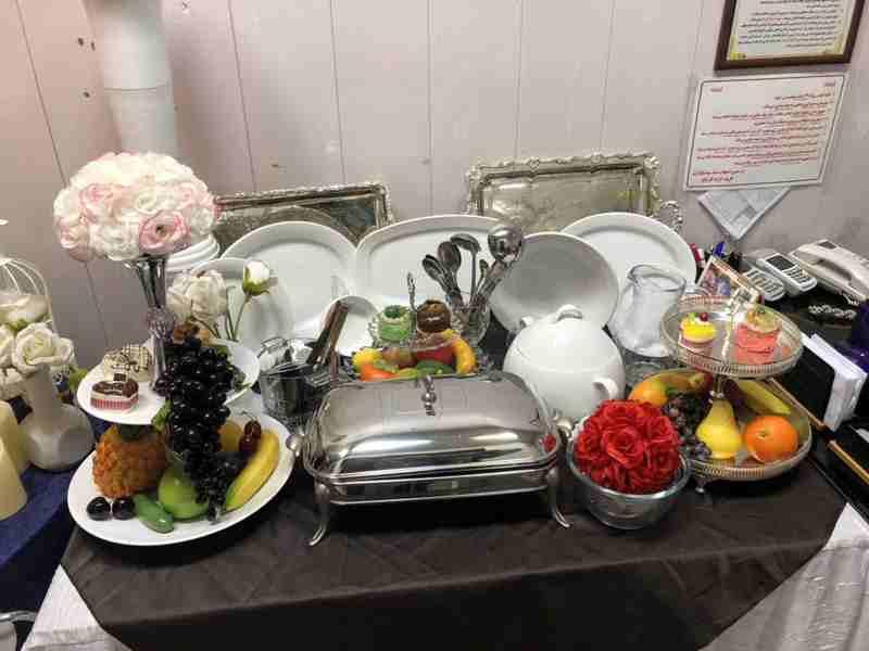 ظروف کرایه گل بانو