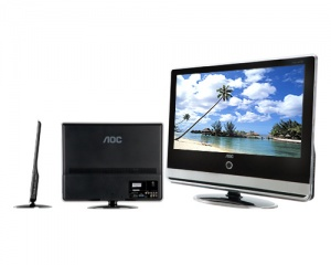 فروش ویژه ارزانترین مانیتور تلویزیون فول اچ دی مدل V22t مانیتور AOC