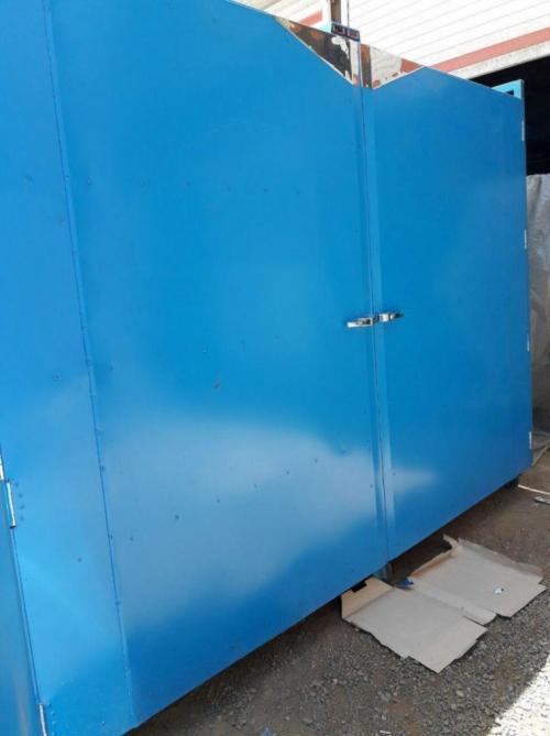 فروش دستگاه خشک کن ۳۰۰ کیلویی تمام اتوماتیک