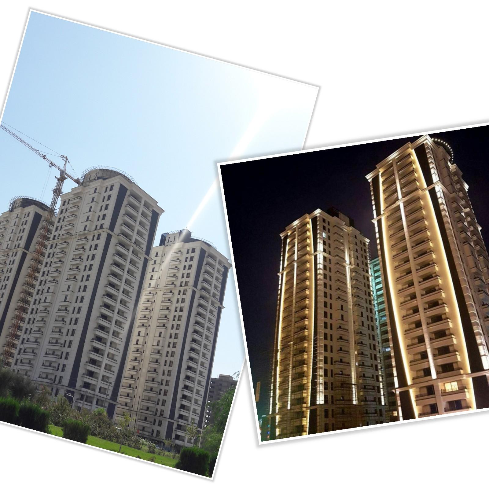 اجرای رنگ نمای ساختمان و کنیتکس و پوشش سنگی زاهدان