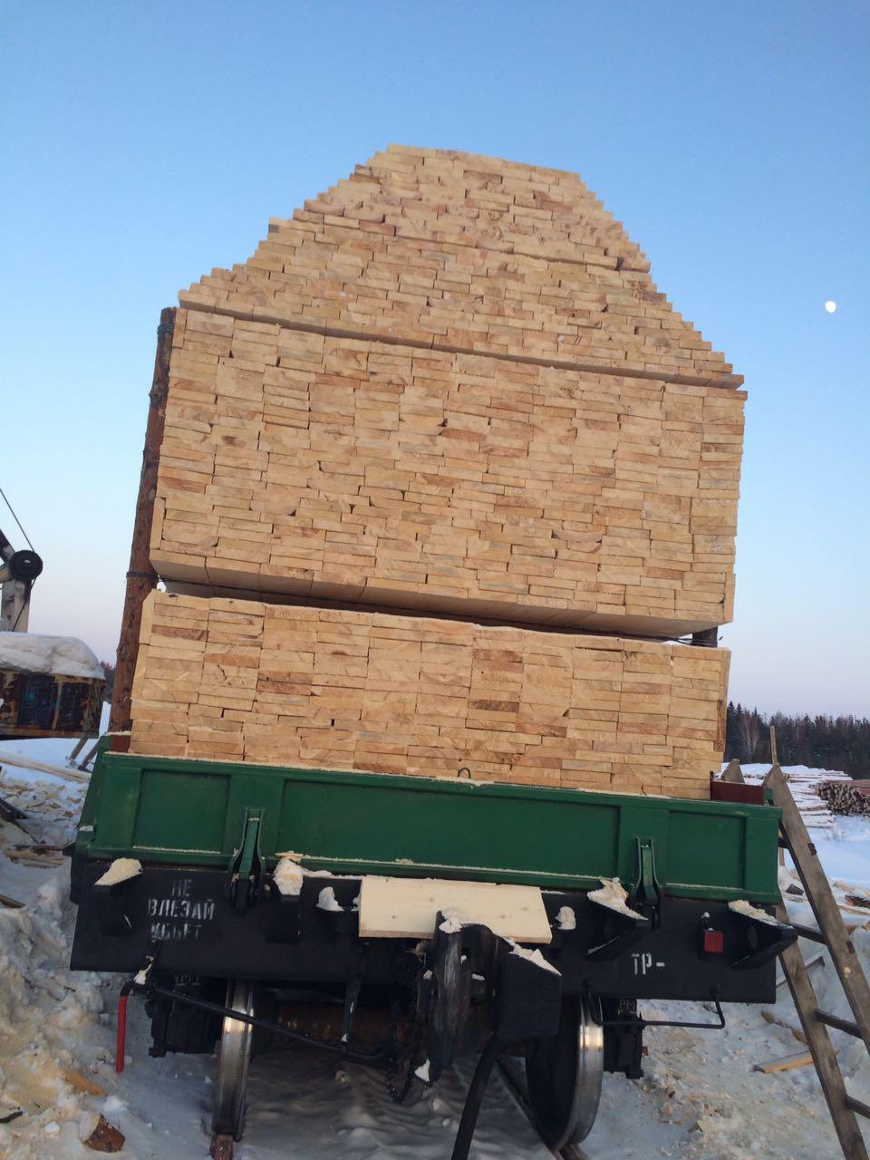واردات چوب روسی