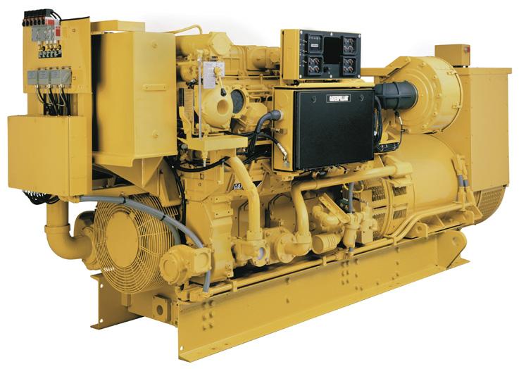 فروش وخدمات موتور ژنراتورهای بنزینی ،گازوئیلی و گازسوز